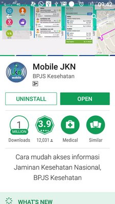 mobile JKN Play Store
